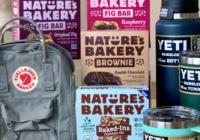 Natures Bakery Adventure Essentials Giveaway