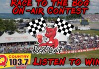Race To The BOG On air Contest