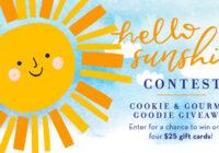 Hello Sunshine Contest