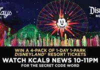 KCAL9 Disneyland Resort Contest