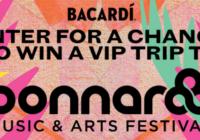 Bacardi Festival Flyaway Sweepstakes