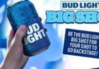 IHeartMedia Be A Bud Light Big Shot Sweepstakes