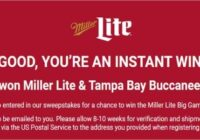 Miller Lite Summer Sweepstakes