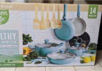 Green Life Sandstone Cookware Set Giveaway