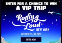 Gildan Rolling Loud Festival Flyaway Sweepstakes