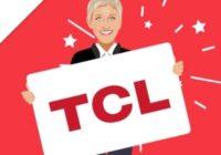 Ellens 65 TCL Roku TV Giveaway