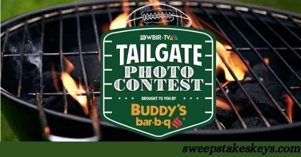 WBIR TV Buddys BBQ Tailgate Photo Contest