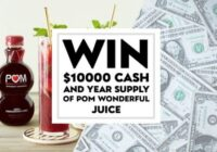 POM Wonderful National Cocktail Contest