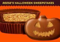 Reeses Halloween Sweepstakes