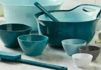 Melamine Ten Piece Mixing Bowl Set Giveaway