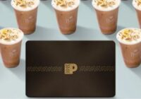 Peets Coffee National Coffee Day Giveaway