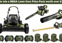Green Machine In House Lawncare Mega Pack Sweepstakes