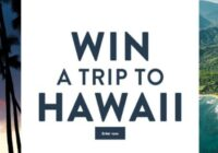 Quiksilver a to Win Trip Hawaii Sweepstakes