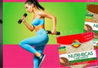 The Mission Foods Get The Flax Fuel Fitness Sweepstakes