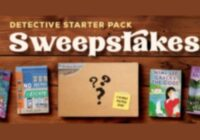 Detective Starter Pack Sweepstakes