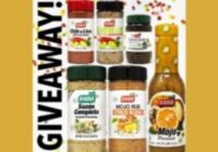 Badia Spices Basket of Goodies Giveaway
