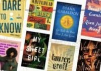 30 Big Fall Fiction Books Sweepstakes