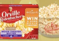 Hallmark Channel and Orville Redenbache Sweepstakes