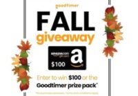 Goodtimer Childrens Educational Toy Fall Giveaway