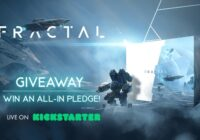 Fractal Beyond The Void Giveaway