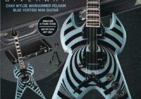 MNRK Heavy Wylde Audio Mini-Guitar Giveaway