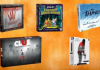 The Op Games Ghoulish Games Giveaway