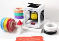 Toybox Labs Toybox 3D Printer Giveaway