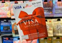 $250 Visa Gift Card Sweepstakes