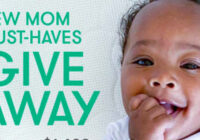 Newton New Mom Must Haves Giveaway