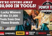 Power Tool Powerhouse Sweepstakes